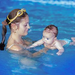Initiation à la natation - Niveau 2 - Cours