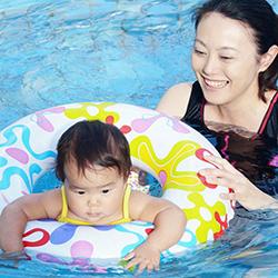 Aquaforme avec bébé - Cours
