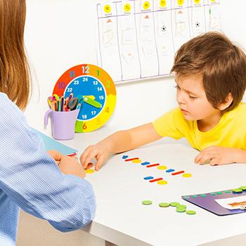 Ergo pédiatrique - Services