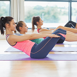 Pilates Adulte - Cours