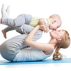 Cours Pilates Maman-bébé - Cours